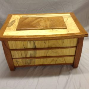 Maple Jewelry Box