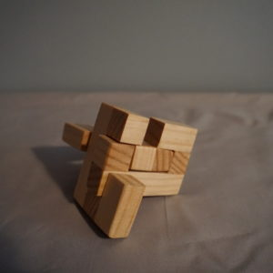 Wod Puzzle Box – 3 Piece